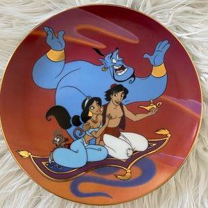 "Bradford Exchange Aladdin ""The Magic Carpet Ride"""